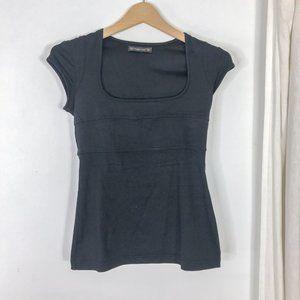 Plein Sud Black Shape wear Slimming Shirt FR38
